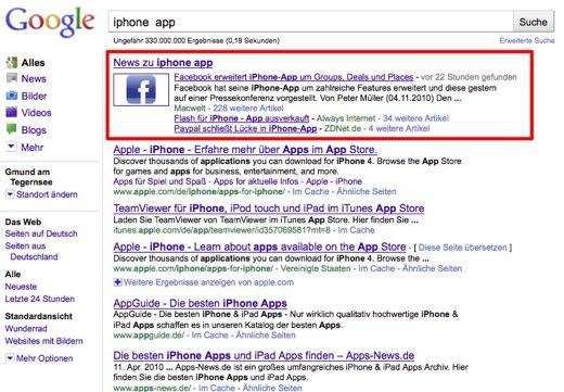 iphone app - Google-Suche-1