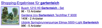 &quot;Gartenteich&quot; - wer will den den gleich kaufen?