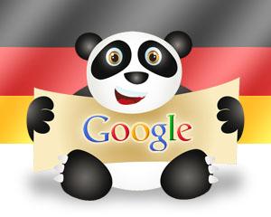 Panda-Update Deutschland