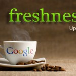 google_freshness_update