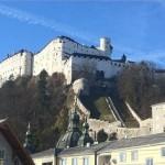 Die SEOkomm fand statt im Schatten der Festung Hohensalzburg, Europas größter Burganlage aus dem 11. Jahrhundert. Auf der Konferenz ging es aber ganz aktuell zu...