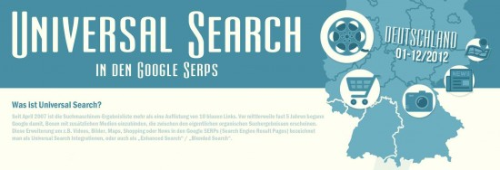 Universal Search Header