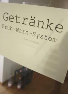 Hackathon2013 Getraenke-Fruehwarnsystem ©DF