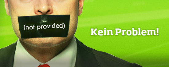 Searchmetrics - Keyword not provided: Kein Problem