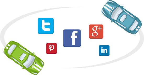 Searchmetrics Auto Social