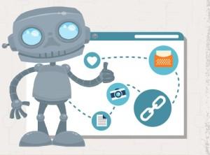 Ranking-Faktoren - Roboter