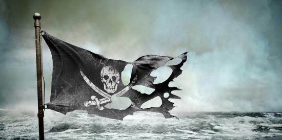 Google Pirate Update - Liste der Verlierer