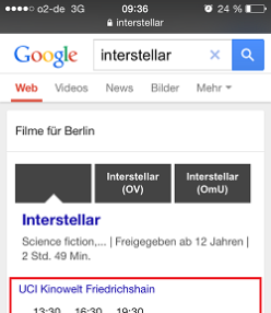 SERP interstellar - mobile thumbnail