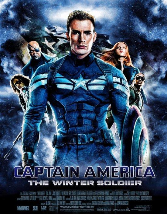 Searchmetrics SEO Avengers - Capitain America