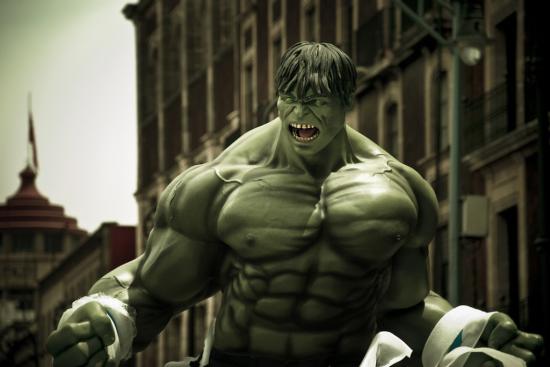 Searchmetrics SEO Avengers - Hulk
