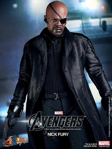 Searchmetrics SEO Avengers - Nick Fury
