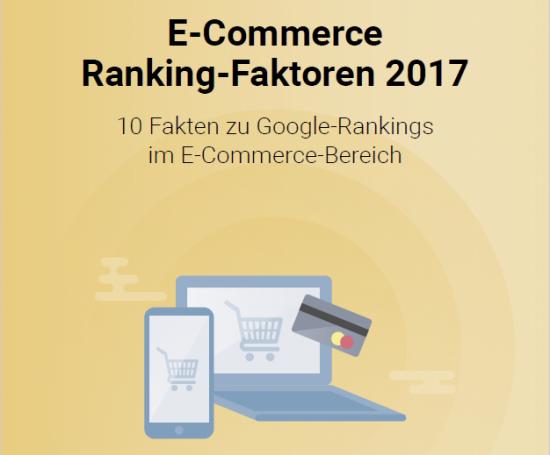 Searchmetrics E-Commerce RF - Blog Header