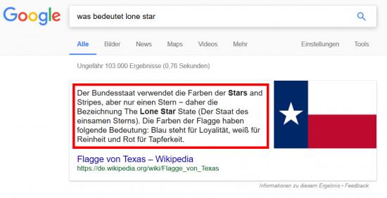 was-bedeutet-lone-star