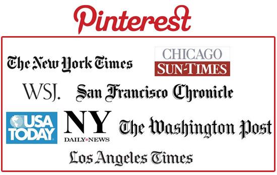 Pinterest and big media