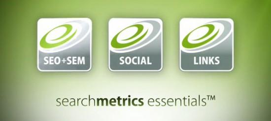 Searchmetrics Essentials = Research