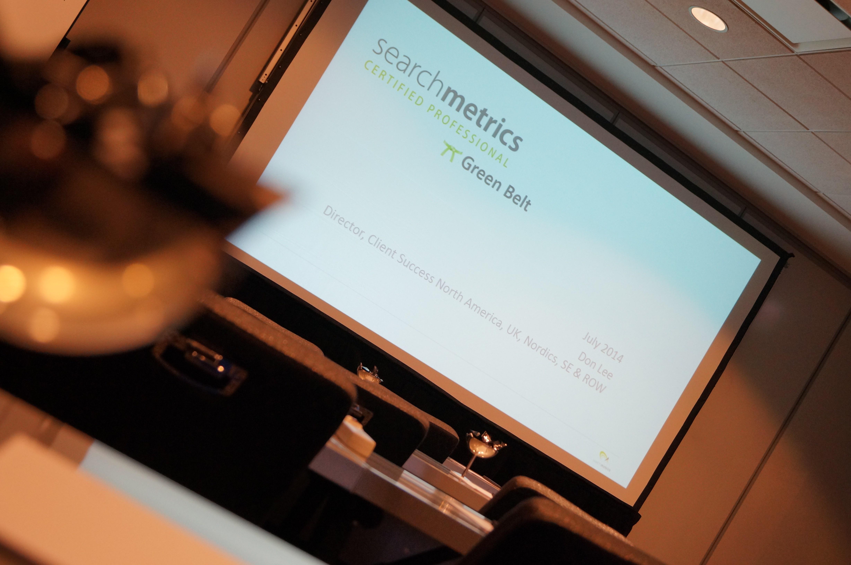 Get Searchmetrics Certified! Palo Alto or Paris? You Pick