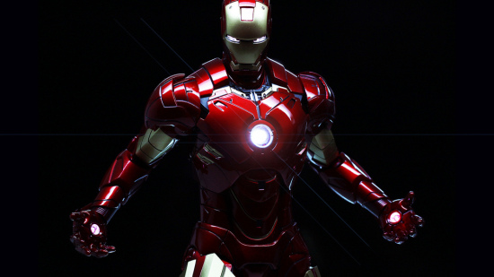 seo iron man