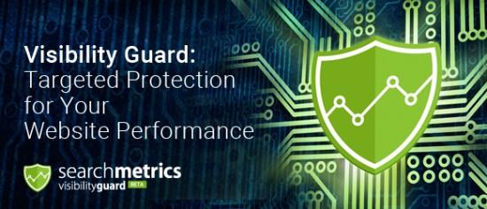Searchmetrics - Visibility Guard Title