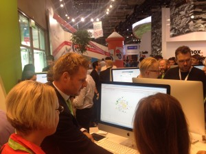 Searchmetrics at Dmexco
