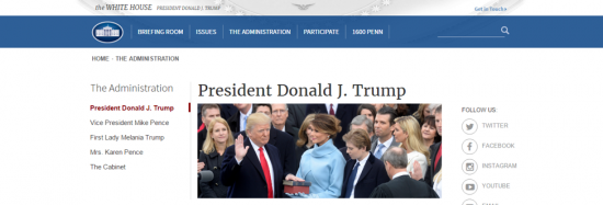 Link Pages at WH
