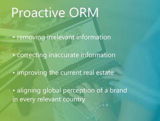proactive-ORM