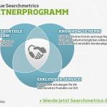 Vorstellung unseres neuen Searchmetrics Partnerprogramms