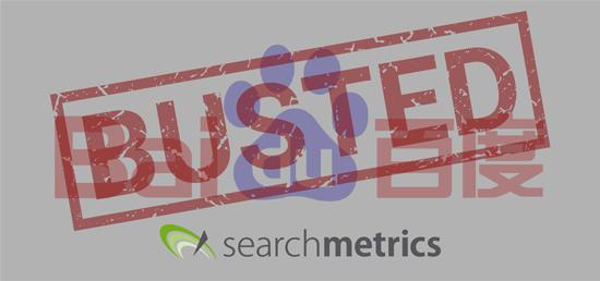 Baidu Mythbusting, Searchmetrics
