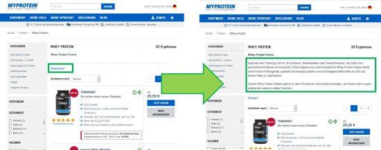 myprotein-comparison