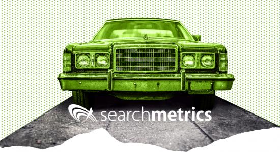 Autostudie-Blog-Image, Searchmetrics