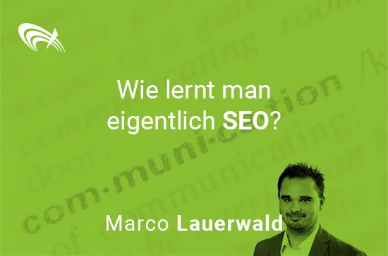 Marco Lauerwald - Searchmetrics Blogserie 1