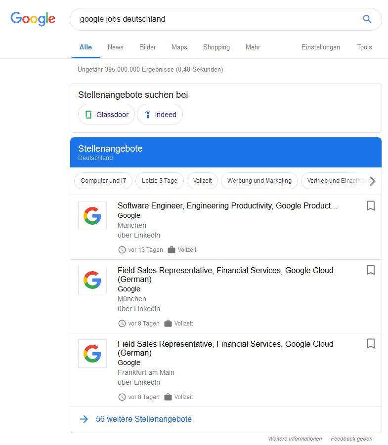 google-jobs-deutschland