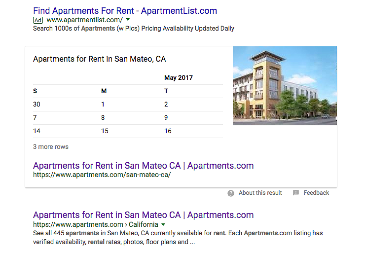 Another Interesting Way Google Is Pulling Tables Into The SERP Is Through  An Enhanced Snippet U201cschemau201d Style. However, No Schema Markup Is Actually  Needed.