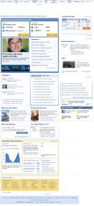 Bankrate homepage 2012