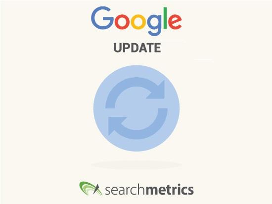 Google Update, Searchmetrics
