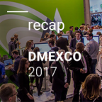 Recap dmexco 2017: From Digital Transformation to Artificial Intelligence