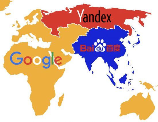 Baidu-World-Map