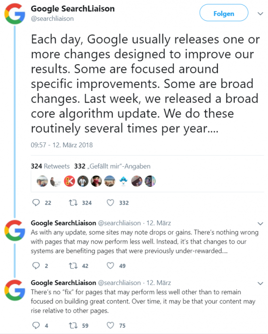 google-update-twitter-searchliaison
