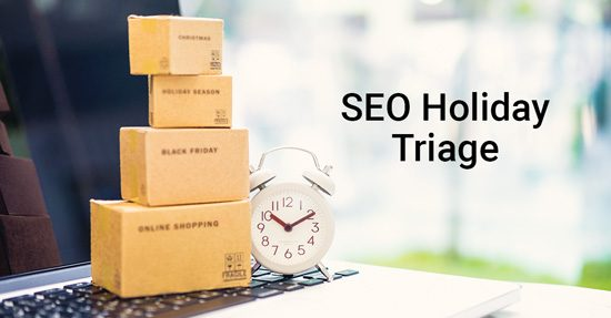 seo-holiday-triage