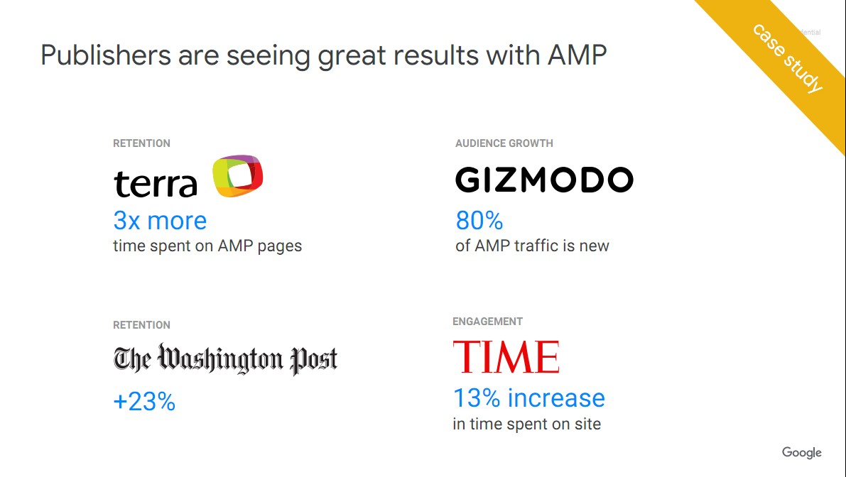 Google News Optimization Mistakes - AMP Advantages
