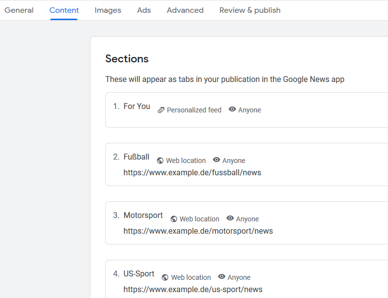 Google-Newsbox-labeling-category-pages