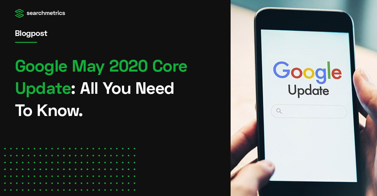 Analysis: Why Google's May 2020 Core Update is an E-A-T-Update